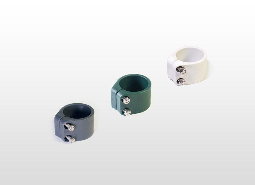 Quaglia Métal Accessoires Grillage Rigide Collier De Fixation